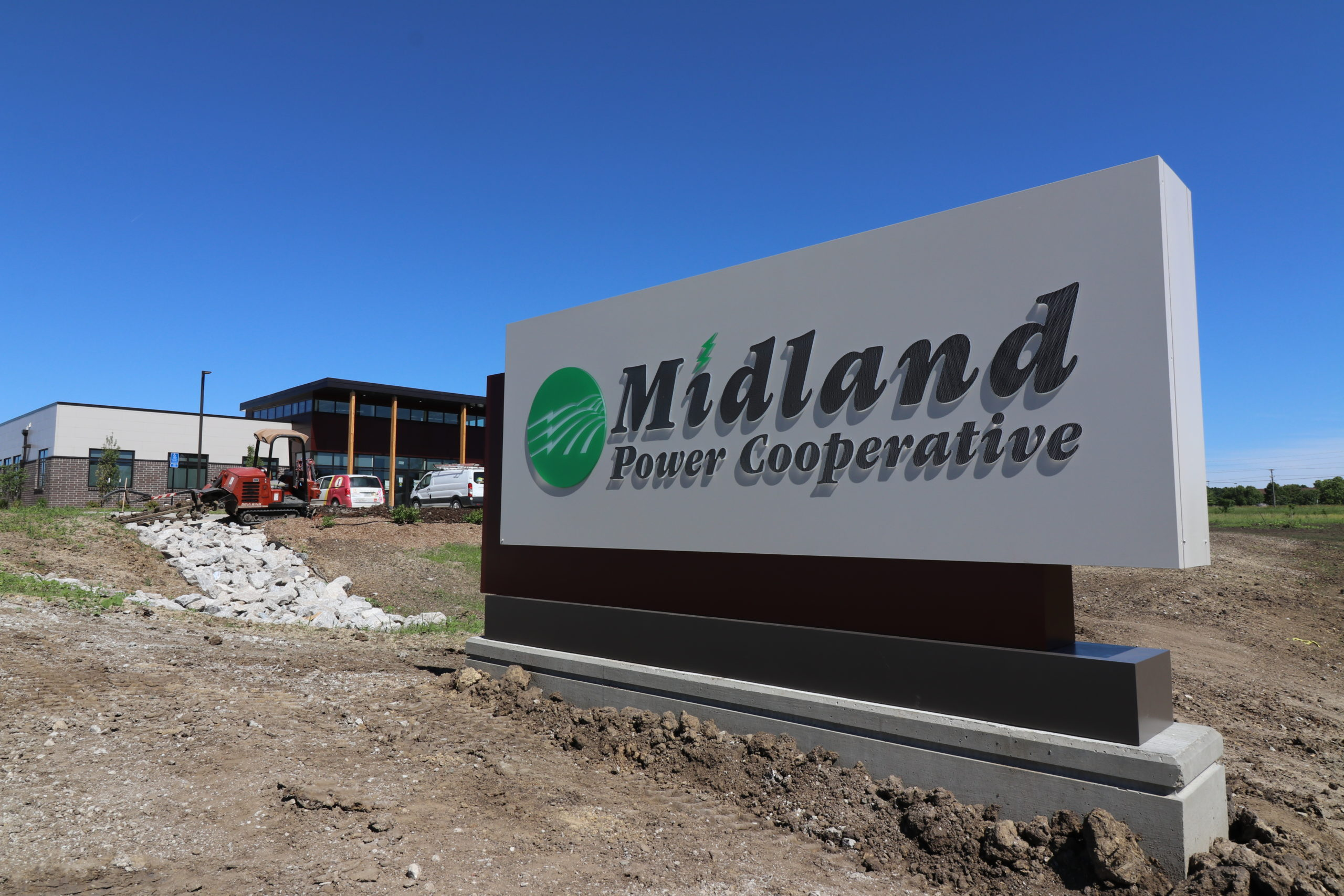 Midland Power Cooperative Adds Boone Administrative Location