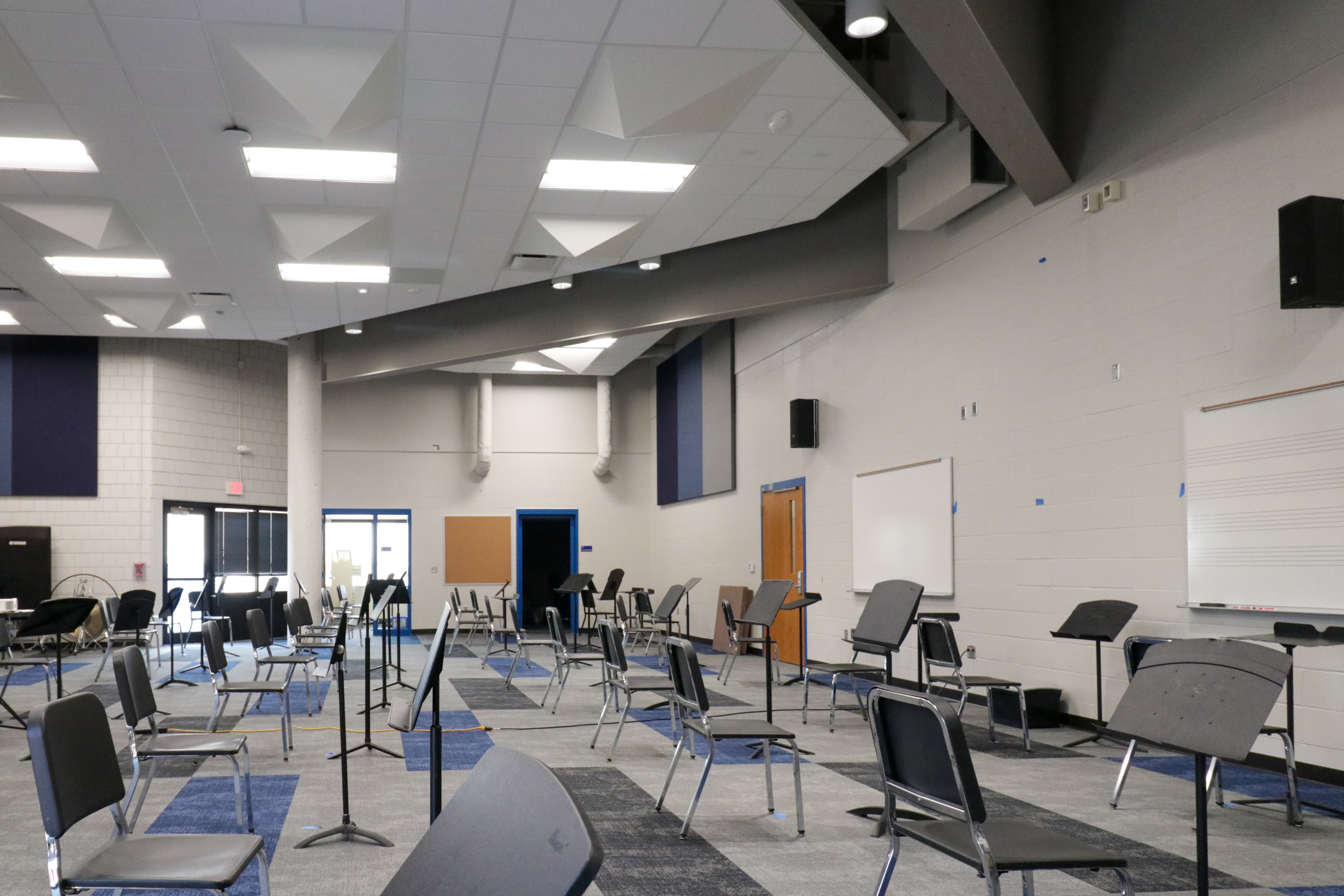Bondurant Middle School Transformed Through Renovations