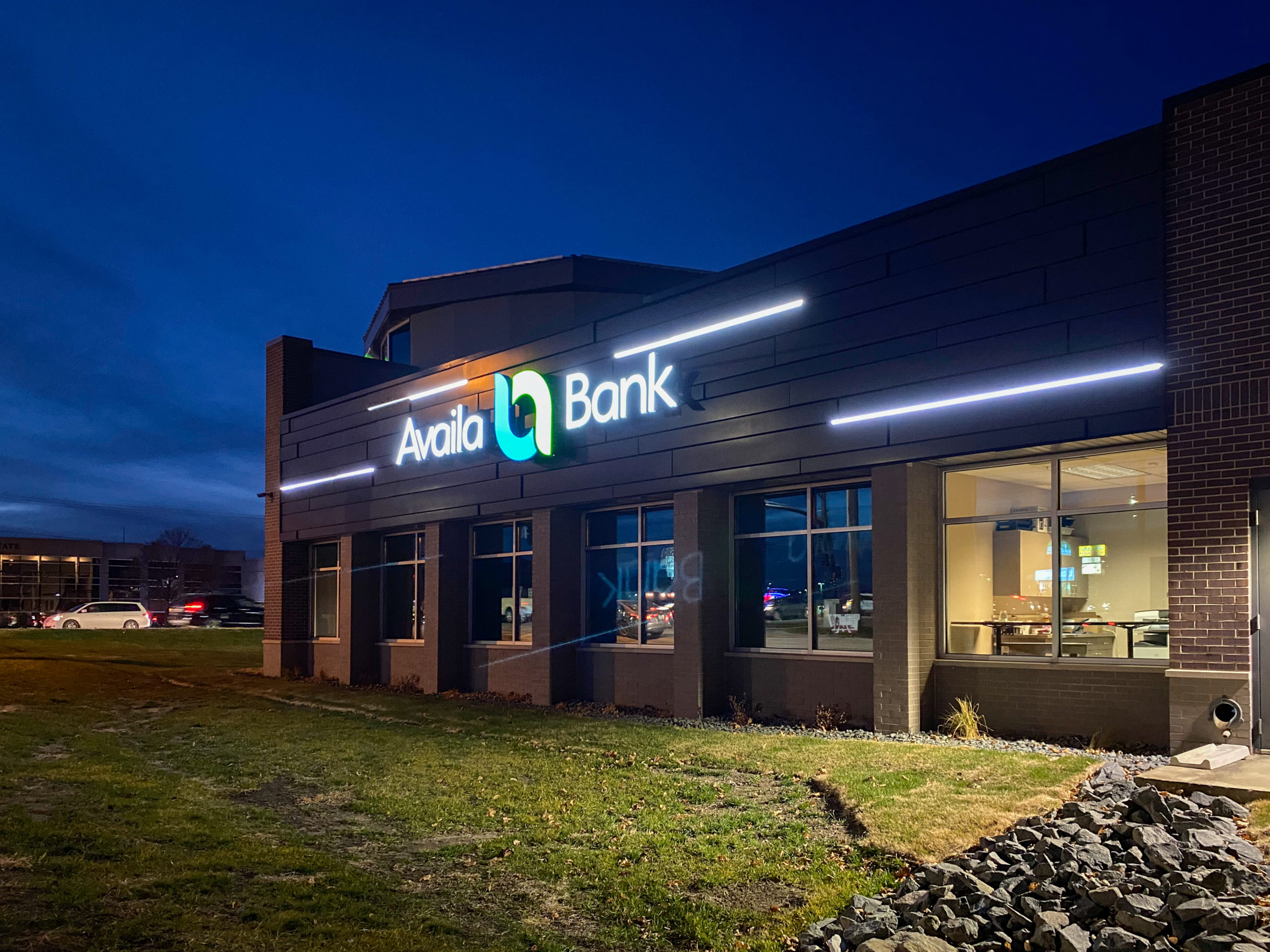 Availa Bank Brightens Up New Ames Location