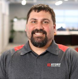 Employee Profile: Cory Shepard