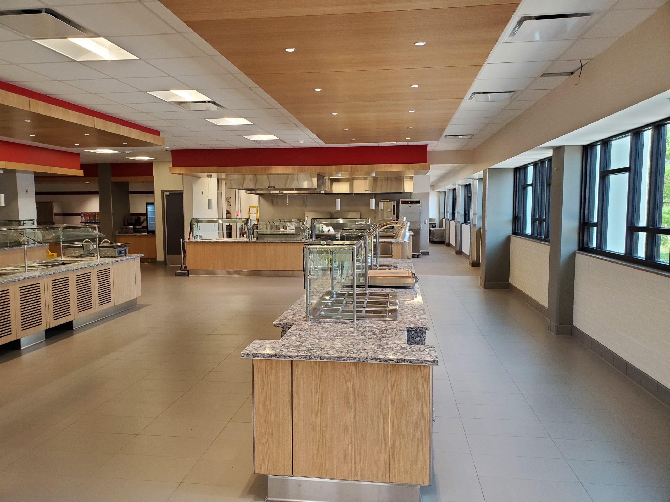 Two Projects for Indian Hills Community College Improve Student Experience