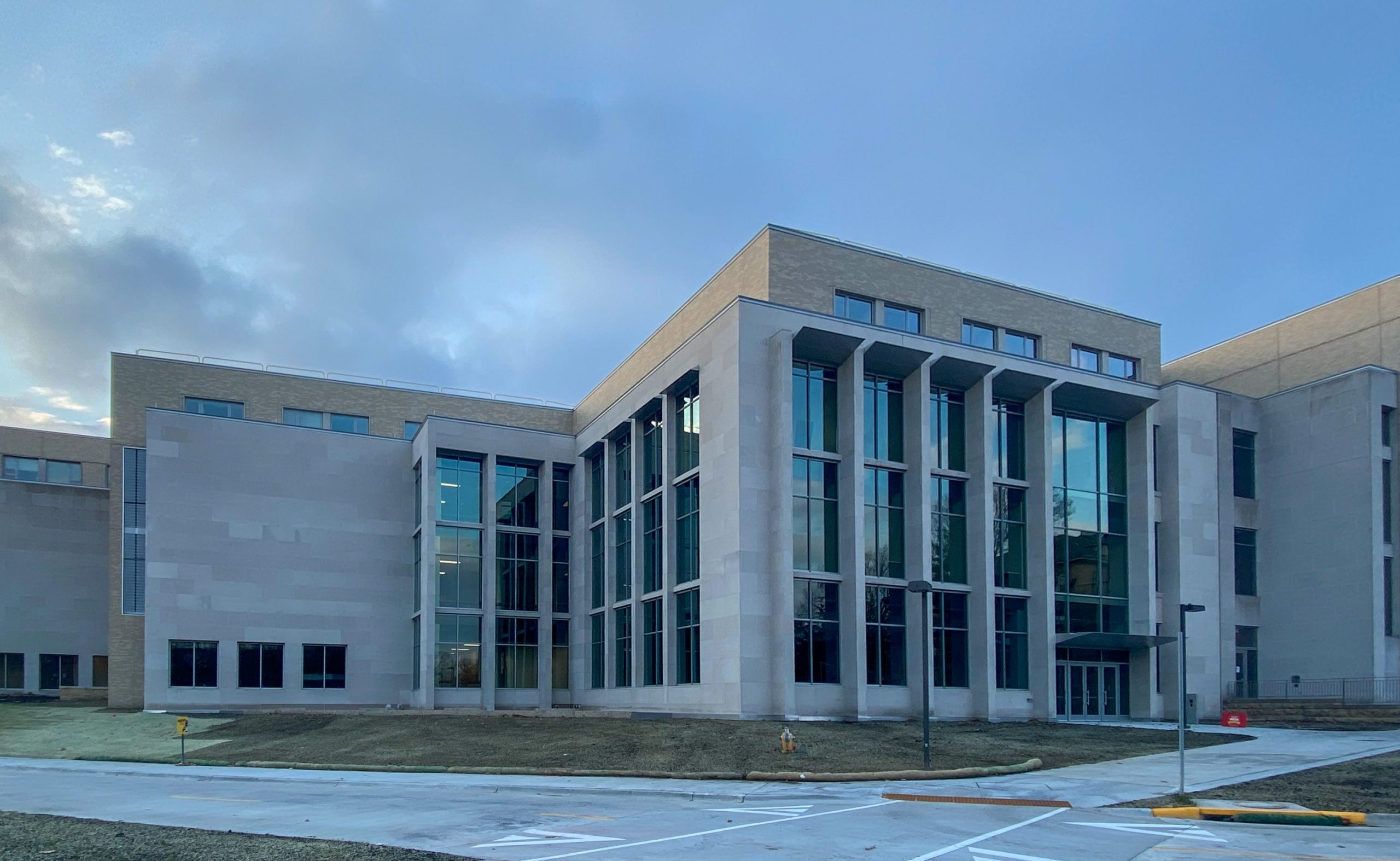 Gerdin Business Building Expansion Completed for Ivy College of Business