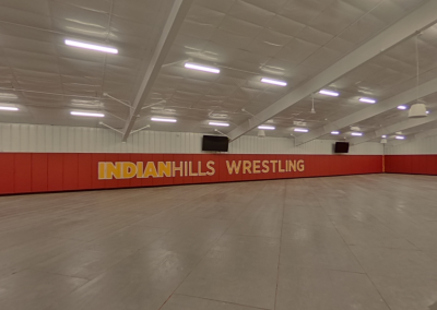 Indian Hills Community College Multipurpose Facility