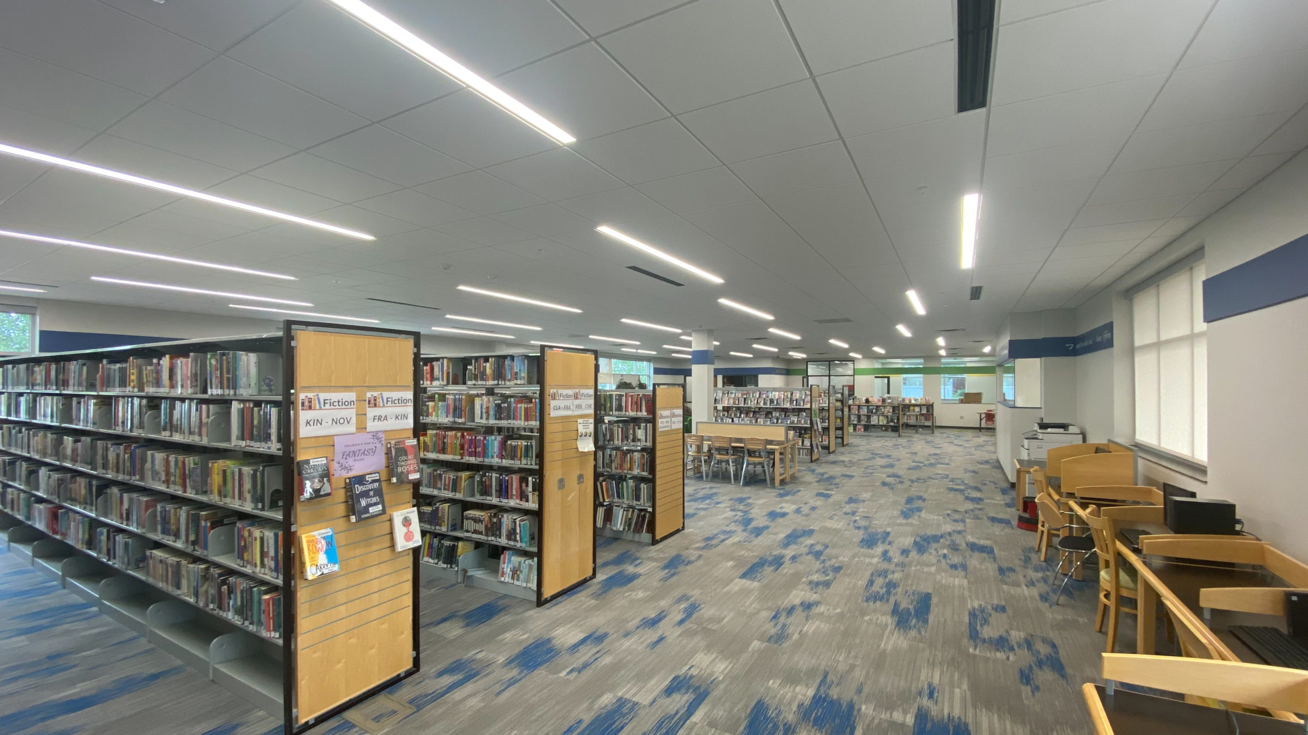 Bondurant Community Library Expands